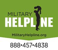 Warmline – LFL – Lines for Life – Military Helpline – Phone – Weekdays and Weekends