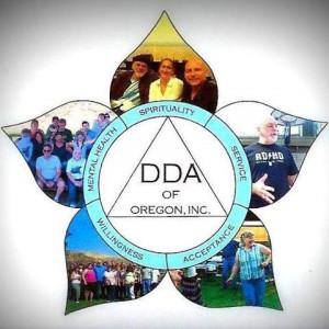 Oregon DDA Logo